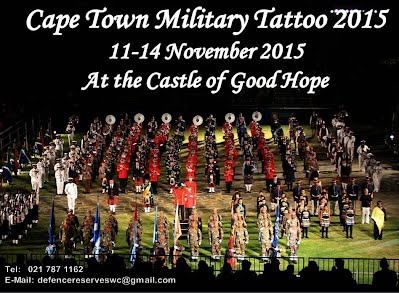 Cape Town Military Tattoo 2015 Massed Band dates